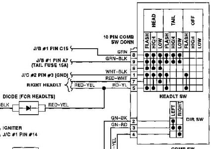 1994 Isuzu Pickup Wiring Diagram 2000 Isuzu Trooper Wiring