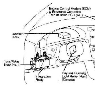 6 Volt Fuel Pump Relay Kawasaki Fuel Pump Relay Wiring