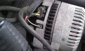 Alternator Not Charging: Electrical Problem 6 Cyl Four Wheel Drive