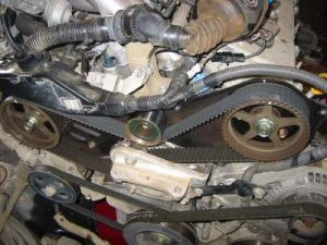2001 Lexus RX 300 Timing Belt: Recently I Took My Rx 300