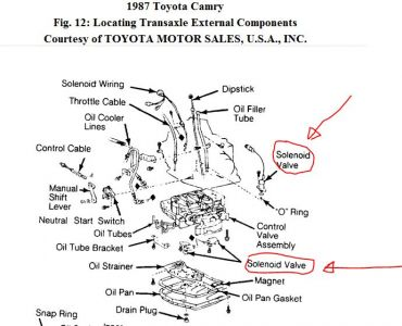Toyota 22re Wiring Diagram 22RE Engine Diagram Wiring
