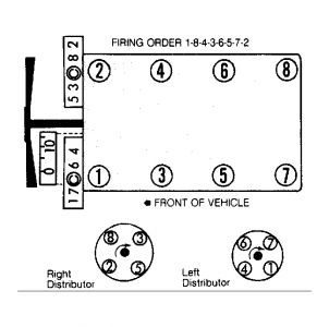 1990 Lexus LS 400 Firing Order: Engine Mechanical Problem