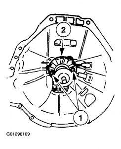 2003 Ford Ranger Slave Cylinder: 2003 Ford Ranger 4 Cyl