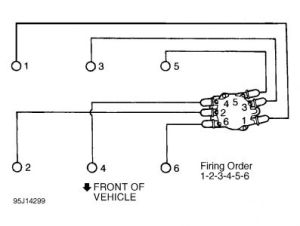 2000 Dodge Stratus Wiring Diagram for Ignition: I Need a
