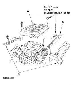 2000 Honda Odyssey Spark Plugs: How Do I Access and