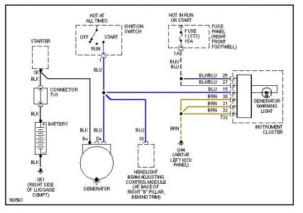 92 Lincoln Town Car Wiring Diagram Chevrolet Volt Wiring