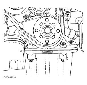 2000 Daewoo Nubira Timing Belt: How Do I Get the Time for