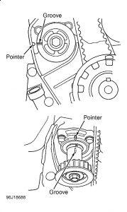 2001 Honda Accord Vibration After Timing Belt Job.
