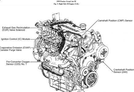 2004 Grand Prix Engine Diagram