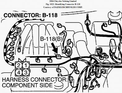 2004 Chrysler Sebring P0301 Code: Engine Mechanical