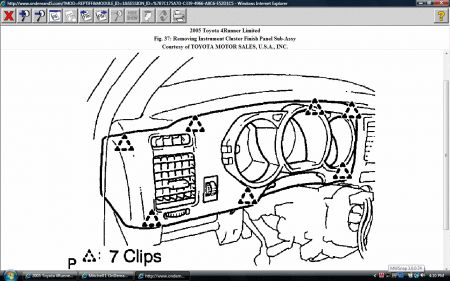 Toyota 4runner Front End Diagram Nissan Murano Front End