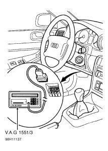 1997 Audi A4 ABS Brake Problem: Brakes Problem 1997 Audi