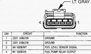 1998 Dodge Caravan CIGARETTE LIGHTER FUSE: HERE IS THE FUSE FOR