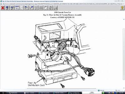 Lincoln Automotive Wiring Diagrams 1989 Automotive Body