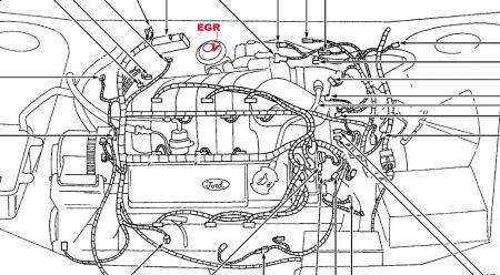 Taurus Engine Diagram 300C Engine Diagram • Wiring