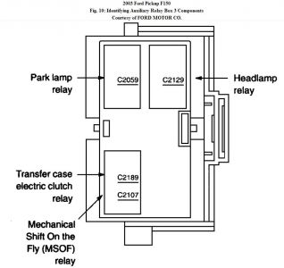 Headlamp Relay Location, Headlamp, Free Engine Image For