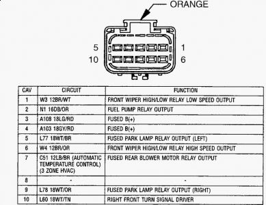 2002 Dodge Caravan Engine Wiring Harness : 40 Wiring