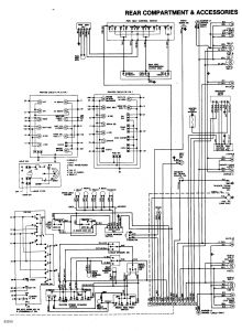 1982 Chevy Monte Carlo Electrical Wiring for Turn Signals