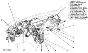 1994 Ford Escort No Spark: Engine Mechanical Problem 1994 Ford