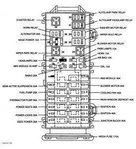 Ford taurus battery drain problem