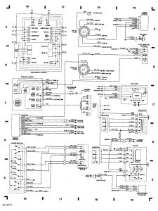 Wiring Diagram 1999 Chrysler Sebring Convertible Interior