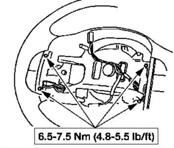 1997 Mercury Mountaineer Crusie Control Switches: Please