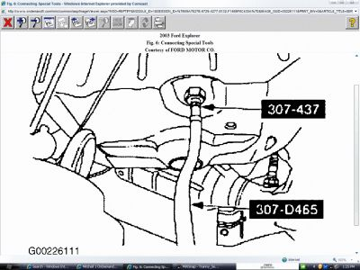 2002 Ford Explorer OD Off Light Flashing: OD OFF Light Is