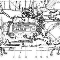 2002 Ford Windstar Serpentine Belt Diagram 2010 Mitsubishi Lancer Wiring Vacuum Hose 1999 Mercury Villager ...