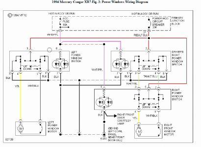 Alternator Wiring Schematic For 2000 Mercury Cougar : 51