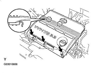 2004 Lexus RX 300 Spark Plugs: Hi, Could You Please Inform