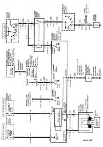 1990 Cadillac El Dorado Pass Key Wiring Diagram