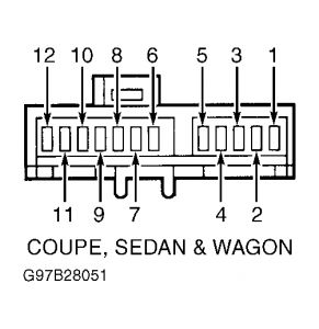 1999 Ford Escort Radio Wiring Diagram