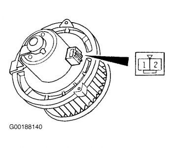 2001 Grand Caravan Blower Motor Replacement: I Have a 2001