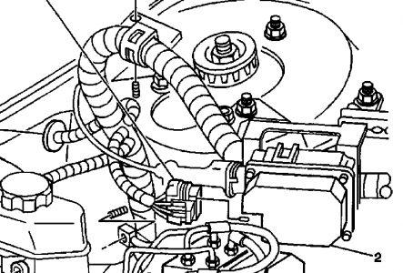 2000 Pontiac Grand Prix: Suspension Problem 2000 Pontiac