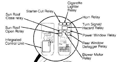 1993 Honda Prelude Schematics Wiring Diagram 1993 Honda