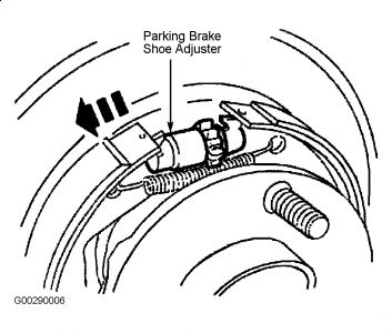 1999 Jaguar XJ8 Brake Rotor Removal: 1999 Jaguar XJ8 V8