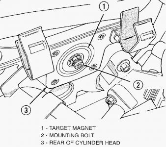Camshaft Position Sensor Housing RPM Sensor Wiring Diagram