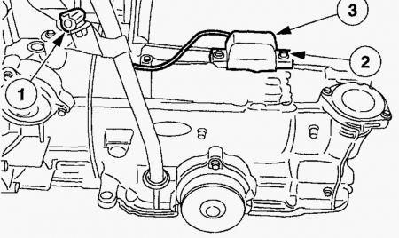 Mercury Camshaft Position Sensor Location, Mercury, Free