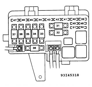 2002 Toyota Tundra Fuse Box Diagram, 2002, Free Engine