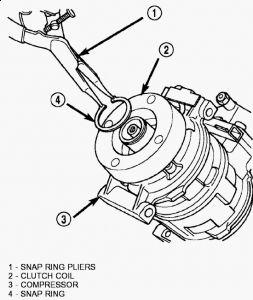 2003 Chrysler PT Cruiser 2003 Cruiser A/c Compressor Replac