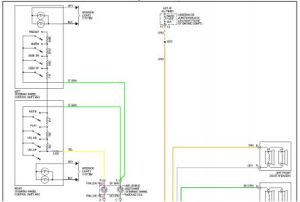 Radio Wiring Diagram: Electrical Problem 2000 Chevy