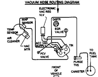 1984 Gmc Van Vacuum Diagram 1984 VW Van Wiring Diagram