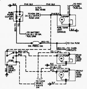 1984 Ford 460 Electrical Diagram • Wiring Diagram For Free