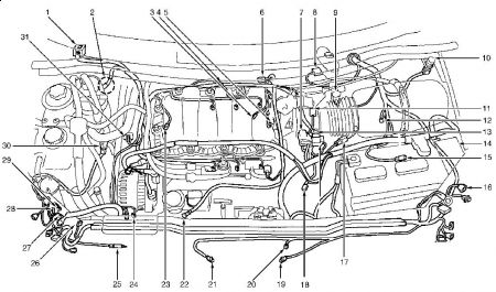 Subaru Outback Sensor Locations, Subaru, Free Engine Image