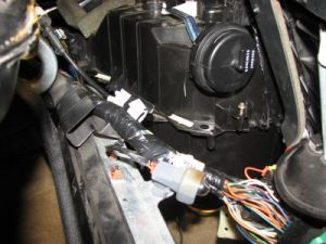 Acessing Heater Core on 1998 Chevy S10 Blazer W43 V6 4wd