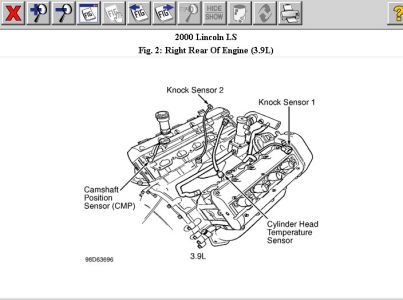 Lincoln Ls V8 Engine Diagram, Lincoln, Free Engine Image