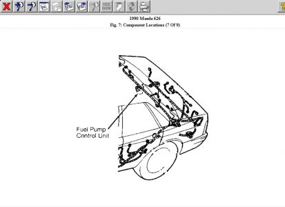 Mazda 626 Fuel Pump Location, Mazda, Free Engine Image For
