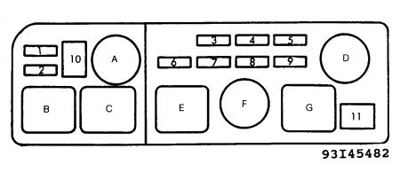 1990 Toyota Camry Fuse Box Diagram : 34 Wiring Diagram