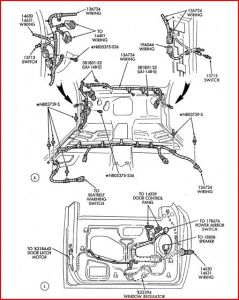 1994 Ford Ranger Power Window Doesn't Work: the Power