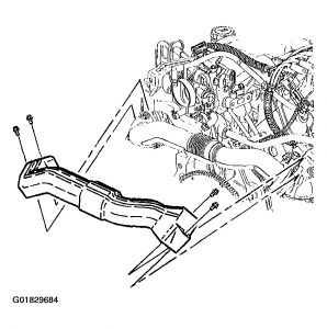 2005 Cavalier Thermostat Replacement 2006 Trailblazer
